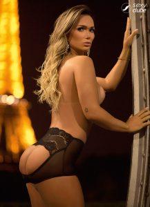 Eliana Amaral - Revista SEXY de janeiro de 2014