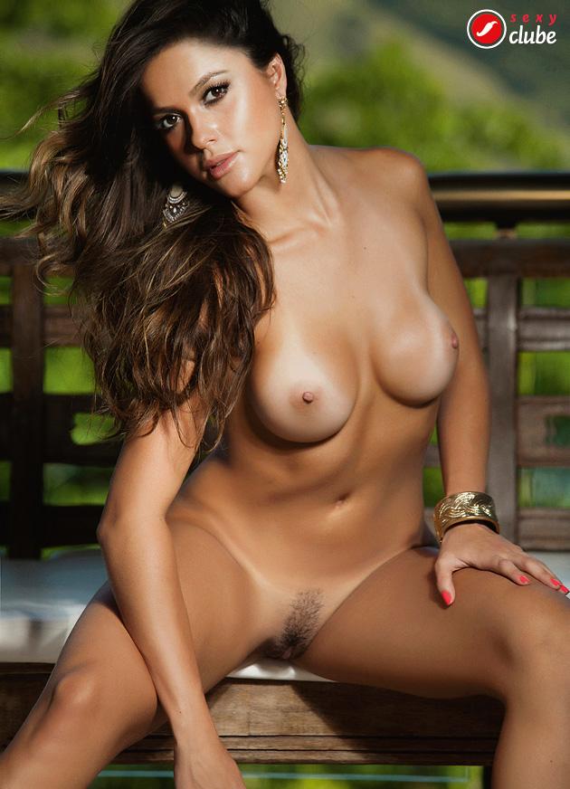 Katherine Fontenelle - Revista SEXY de março de 2014