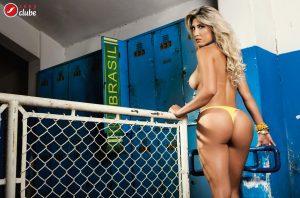 Rô Fraga- Revista SEXY de junho de 2014