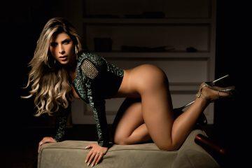 Ana Paula Minerato - Revista SEXY de agosto de 2014