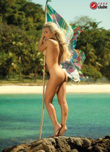 Niege Menegat - Revista SEXY de setembro de 2014