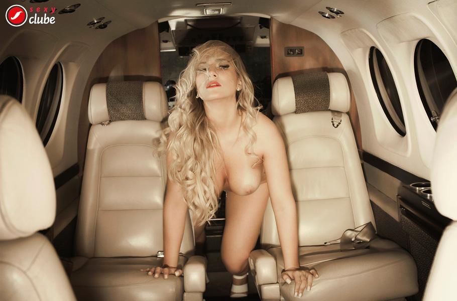 Jaque Jatai - Revista SEXY de outubro de 2014