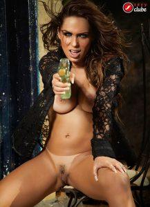 Gabi Levinnt - Revista SEXY de dezembro de 2014
