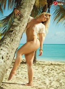 Indianara Carvalho - Revista SEXY de janeiro de 2015