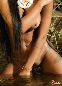Lorena Bueri - Revista SEXY de fevereiro de 2015