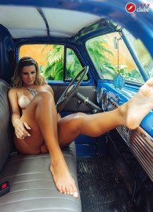 Aricia Silva - Revista SEXY de março de 2015