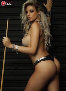 Nathalia Belletato - Revista SEXY de abril de 2015