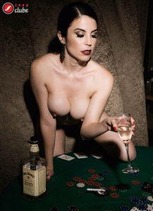 Jéssica Amaral - Revista SEXY de janeiro de 2016