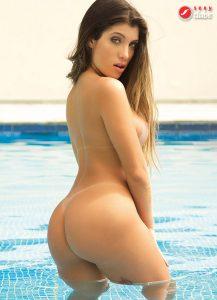 Steffani Prudencio - Revista SEXY de fevereiro de 2016