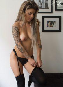 Bruna Hollinger - Sexy Girls - Sexy Clube