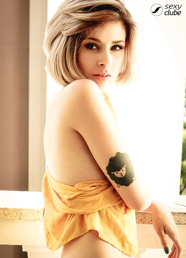 Milena Louise - Sexy Girls - Sexy Clube - Fotos Grátis