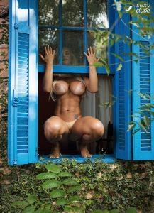 Rafaela Ravena - Revista SEXY de maio de 2016