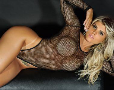 Carine Felizardo - Revista SEXY de Outubro de 2016
