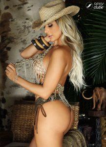 Aline Rodrigues - Revista SEXY - Fevereiro de 2017