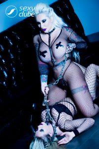 Sabrina Boing Boing e Danny Morais - Sexy Girls - Sexy Clube