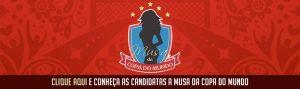 Musa da Copa 2018 | Concurso das Musas da Copa da Russia 2018