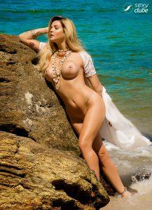 Ana Saad - Revista SEXY - Março de 2017