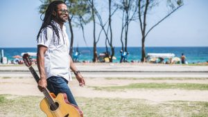 Claudemir Rastafari - Matéria - Revista Sexy