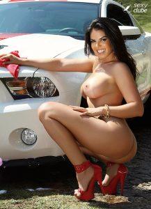 Fabiane Thompson - Sexy Girls - Sexy Clube