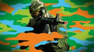 Jogos de guerra - Matéria - Revista Sexy