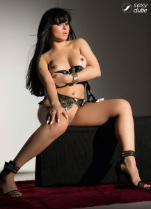 Júlia Vianna - Sexy Girls - Sexy Clube
