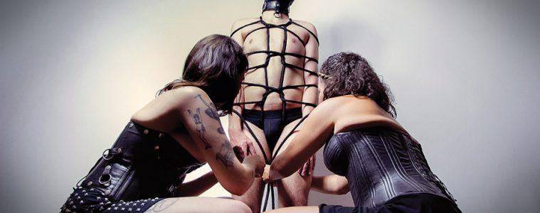 No domínio total - Matéria - Revista Sexy