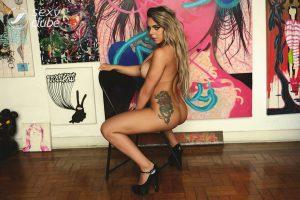Tati Castro - Sexy Girls - Sexy Clube