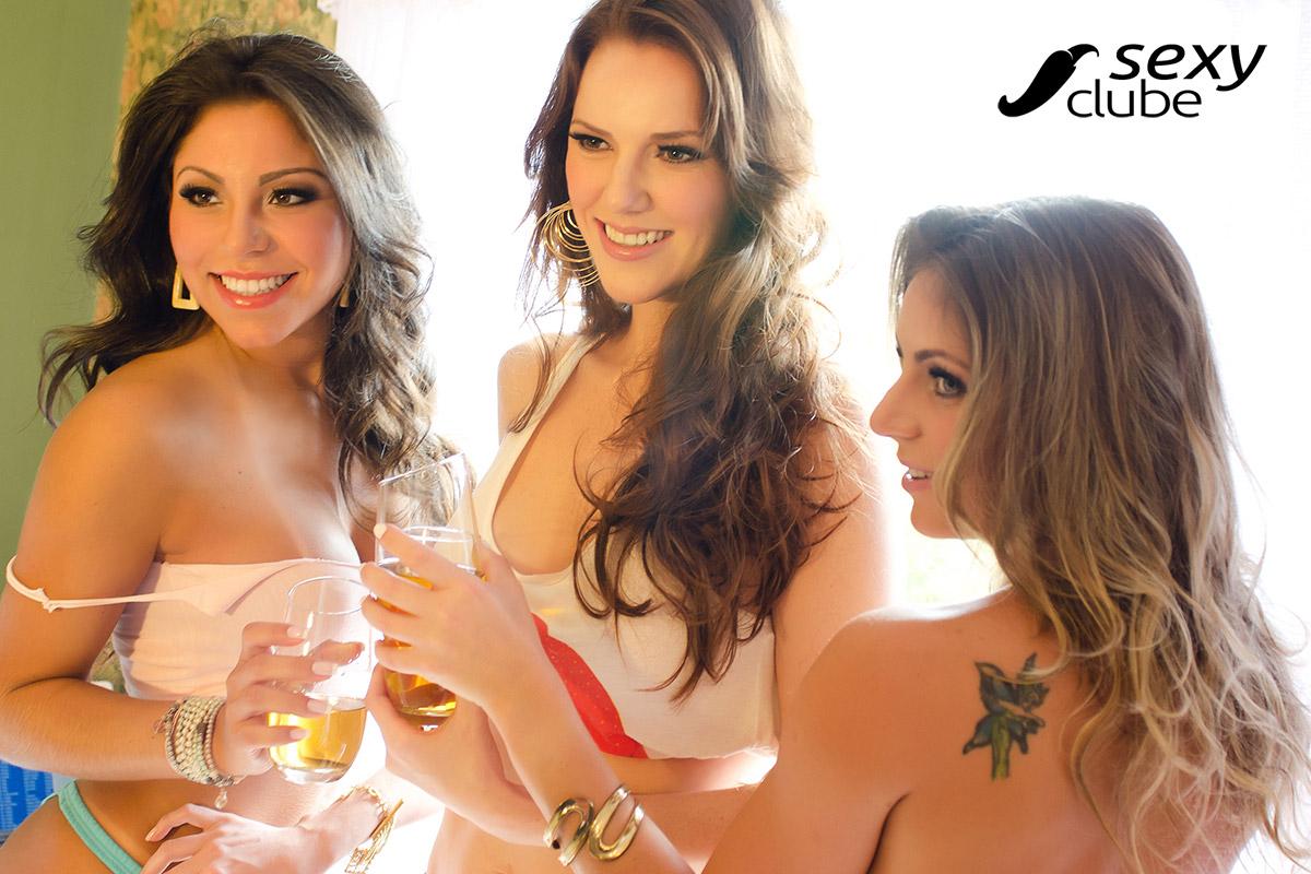 As Gatas do Agito - Revista SEXY - Janeiro de 2013