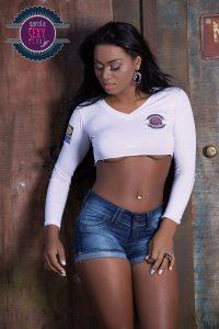 Bruna Walker - Concurso Garota Sexy Clube