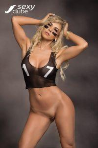 Fernanda Martinelli - Revista SEXY - Julho de 2017