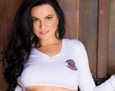 Flávia Rufino - Concurso Garota Sexy Clube