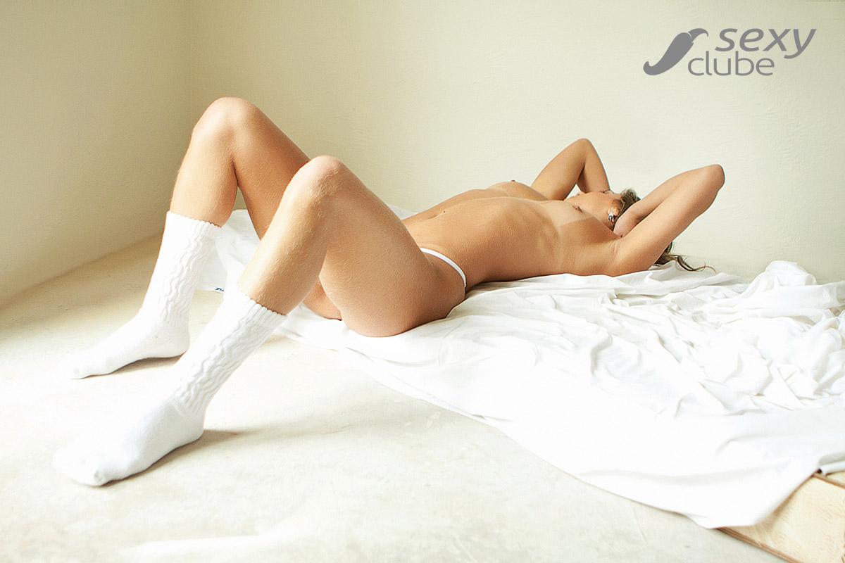 Juliane Faria - Sexy Girls - Sexy Clube