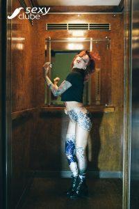 Luanna Exner - Sexy Girls - Sexy Clube - Parte 1