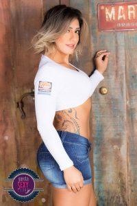 Rafaeli Paz - Concurso Garota Sexy Clube