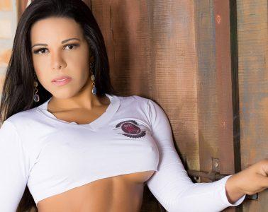 Tainá Costa - Concurso Garota Sexy Clube