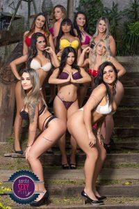 Concurso Garota Sexy Clube 2017