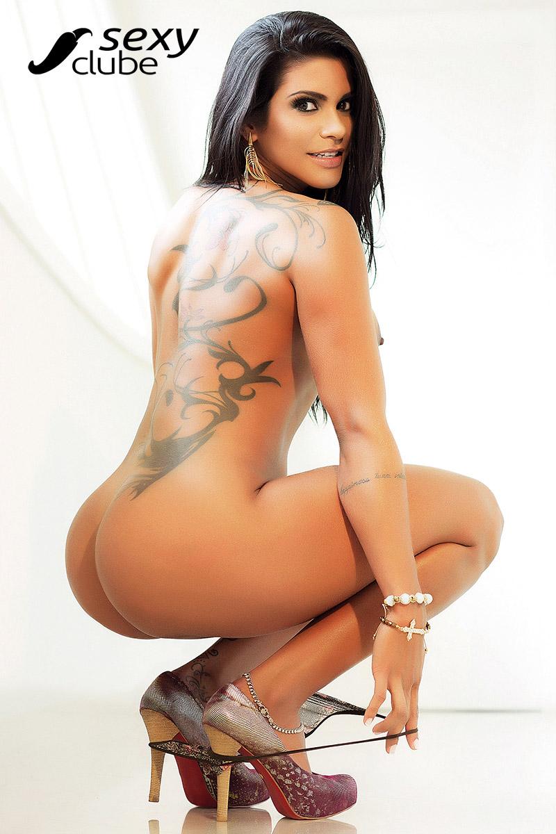 Elissandra Sena - Sexy Girls - Sexy Clube