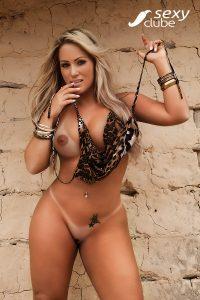 Ísis Gomes - Revista SEXY - Abril 2013