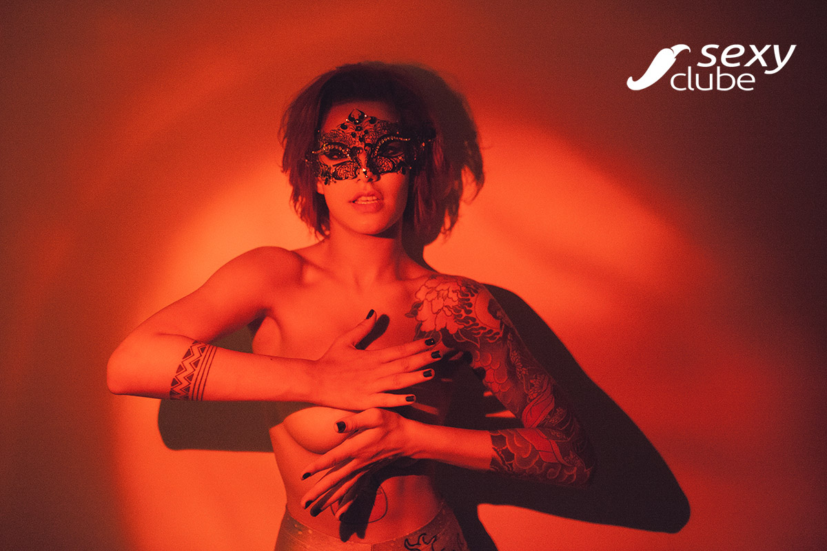 Luanna Exner - Sexy Girls - Sexy Clube - Parte 3