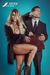 Luciane Hoepers - Revista SEXY de agosto de 2017 - Fotos Vip