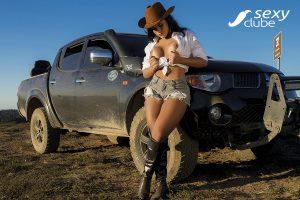 Rangel Carlos - Revista SEXY de agosto de 2017 - Vídeos