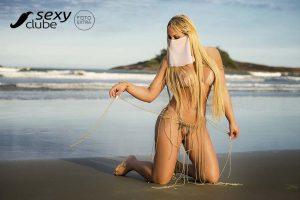 Isabela Alvino - Revista SEXY de setembro de 2017 - Fotos