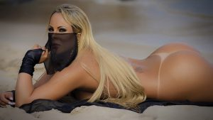 Isabela Alvino - Revista SEXY de setembro de 2017 - Vídeo