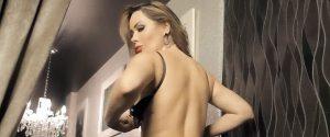 Juliana Isen - Strip - Sexy Clube