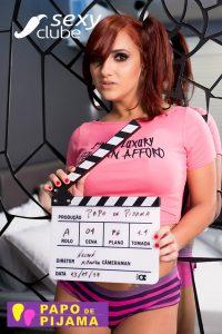 Juliana Drad - Papo de Pijama - Sexy Clube