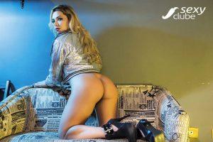 Julia Menezes - Revista SEXY de Novembro de 2017