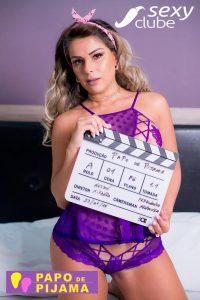 Papo de Pijama- Sexy Clube