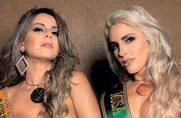 Vanessa Perez e Luanda Fraga