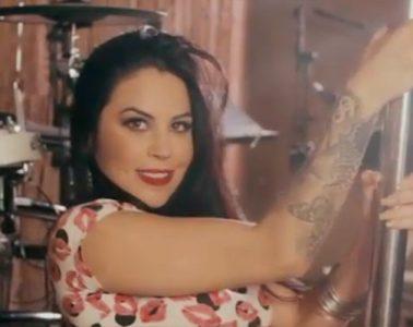 Jéssica Amaral - Strip - Sexy Clube