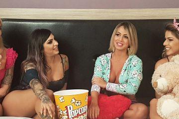 Papo de Pijama - Sexy Clube